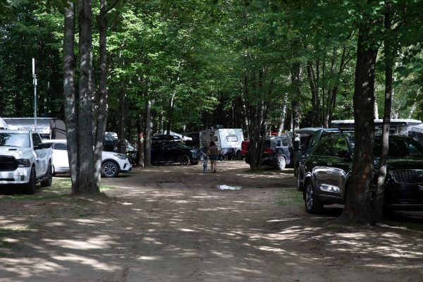 Camping Lac Georges Quebec 23